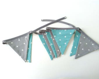Bunting for nursery baby room wall decor baby shower baptism