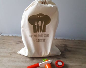 For the dinette, kitchen storage bag