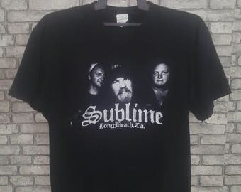 Sublime band shirt/ska punk