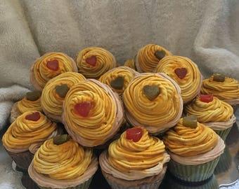 Hearts Desire Soapy Cupcakes