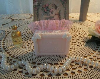 Will scent your bathroom... SOAP the old rose collection