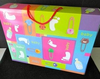 birth 37x28cm gift box