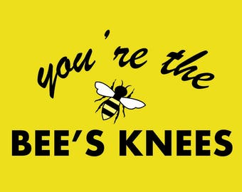 You're the Bee's Knees Cards - Pack of 10