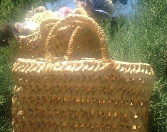 Baskets Wicker fashion summer 2017 bag boho chic