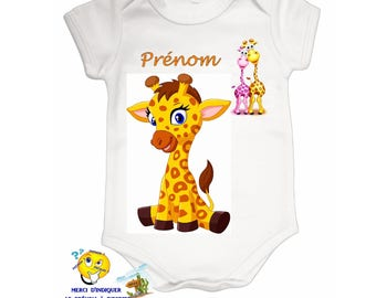 Onesie personalized with name ref 08
