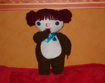 COLARGOL plush handmade articulated 38 cm very good condition