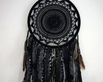 Dream Catcher Black Lace
