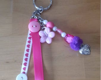 Keyring or bag accessory