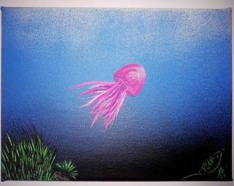 "Table ""jellyfish"""