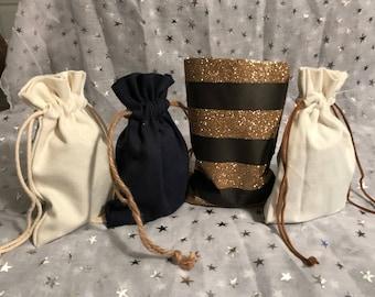 Gift Sacks, Bags and Tags.