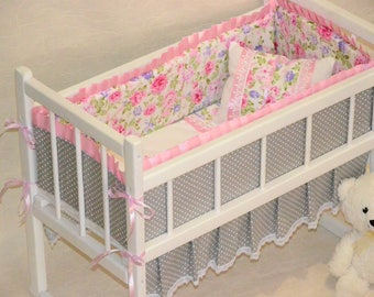 bed for dolls like a real