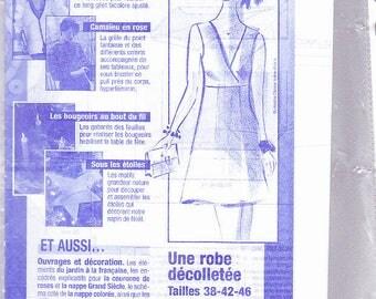 dress neckline size. 38.42.46
