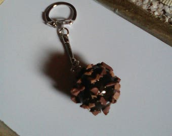 "Keychain delicious rocher chocolate ""ferrero"""