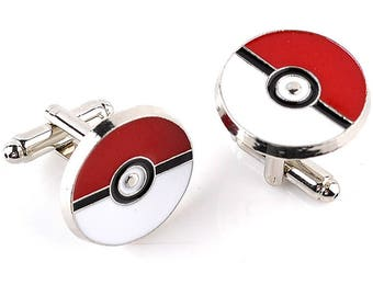 Pokemon Cufflinks