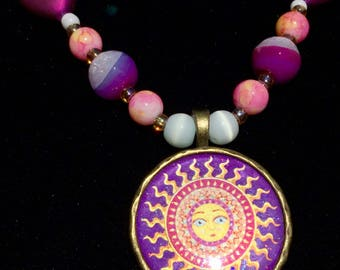 Sunshine Of My Love Necklace