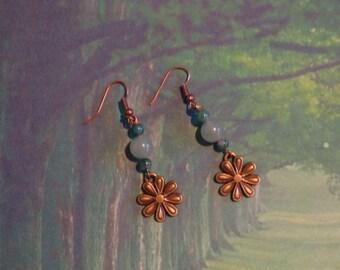 Pachamama earrings