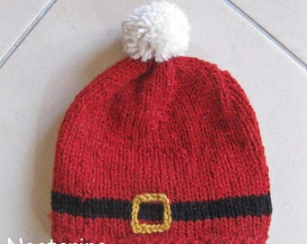 hat of Santa in two sizes