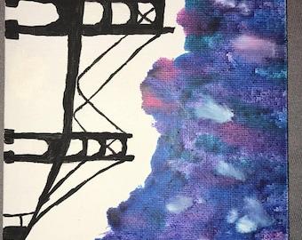 Canvas bridge