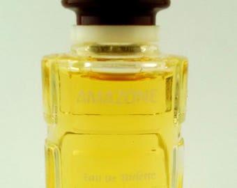 Vintage Mini Perfume Hermes Amazone 7.5 ml 0.25 oz Eau de Toilette
