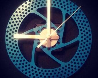 Bicycle brake murale_Disque clock