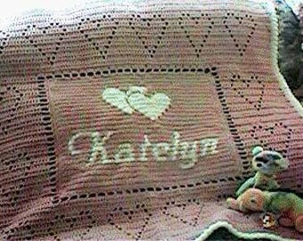 Personalized Baby/Child Blanket