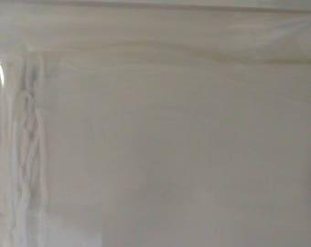 Scarf silk for Nuno felting works