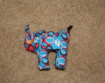 Miniature Elephants and Rhinos