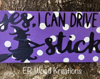 Halloween Sign - Witch Sign - Wooden Sign - Pallet Sign - Wreath Sign - Wall Sign - Halloween Decor