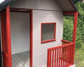 garden shedsplayhousesfurniture etc