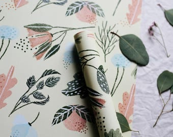 Pastel Spring - Wrapping Paper