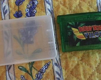 Diddy Kong Pilot NTSC-U GameBoy Advance GBA Unreleased on Cart