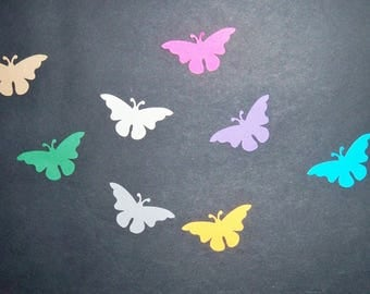 SCRAPBOOKING embellishment choice 5 cm Butterfly Punch