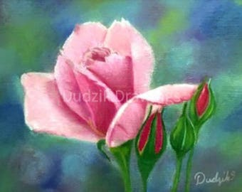 """My """"Simple Elegance"""" Rose"""