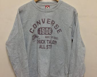 Vintage Converse All Star Spellout Sweatshirt