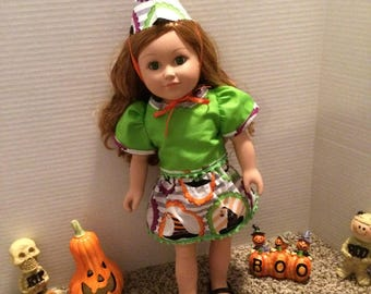 18 inch doll clothing for Halloween
