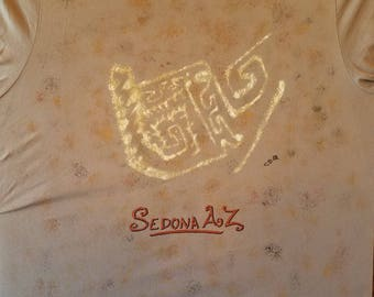 Square Pattern Petroglyph