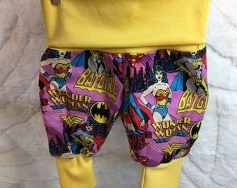 Takemehome/babygirlpants/batgirl/superheroepants/superheroeclothing