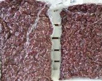 Beef Jerky  5 lbs-Teriyaki flavor