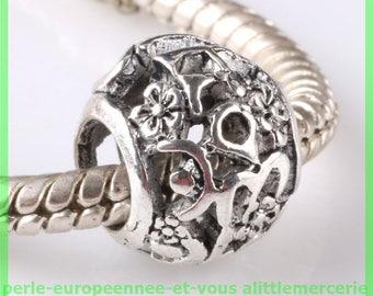 N600 European spacer bead for bracelet charms