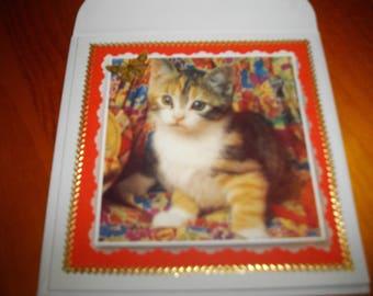"""Sale * UTCM * map theme: """"dreamy kitten"""" cats"""