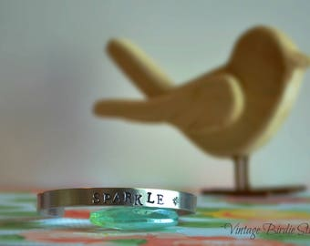 Sparkle ~ Cuff ~ Bracelet ~ Made to Order
