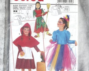 Nine 3305 Burda kids pattern