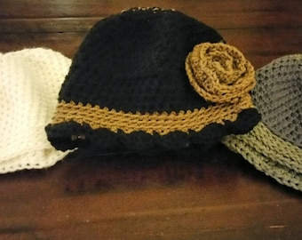 Ponytail hats