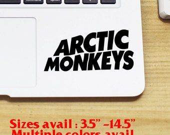 Arctic Monkeys Decal