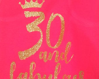 30 and Fab