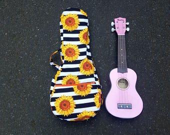 Ukulele Bag, Ukulele Case, Soprano Size, Ukulele Soft Case, Gig Bags