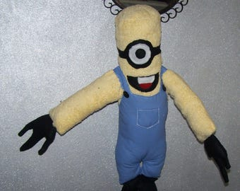 pattern and tutorial to make this minion