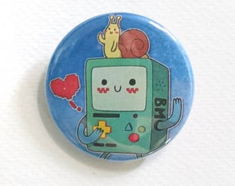 Adventure time - BMO badge