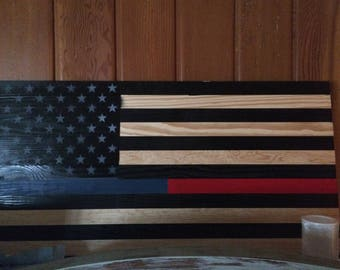 Wooden Pallet Flags - All branches Military and special orders.