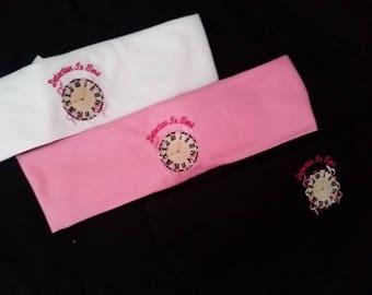 Embroidered Bandana